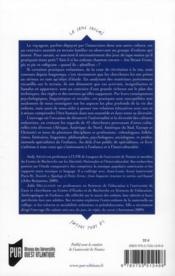 Cultures enfantines ; universalité et diversité - 4ème de couverture - Format classique