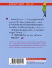 Le monde de Violette t.3 ; Violette mène l'enquête... - 4ème de couverture - Format classique