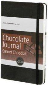 Carnet passion chocolat - Couverture - Format classique