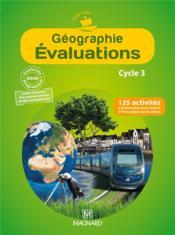 Odysséo ; géographie ; évaluations ; cycle 3 ; 125 activités à photocopier, pour évaluer et faire (édition 2012) - Couverture - Format classique