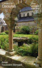 L'abbaye de Daoulas ; une abbaye citadine - Couverture - Format classique