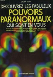 Pouvoirs Paranormaux - Couverture - Format classique