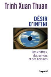 telecharger Desir d'infini – des chiffres, des univers et des hommes livre PDF en ligne gratuit