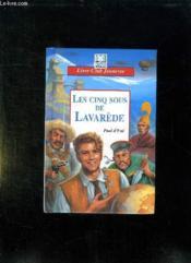 Les Cinq Sous De Lavarede. - Couverture - Format classique