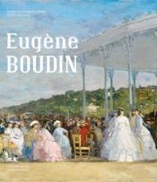 Eugène Boudin - Couverture - Format classique