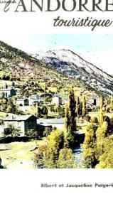 L'Andorre Touristique - Couverture - Format classique