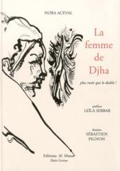 La femme de djha - Couverture - Format classique