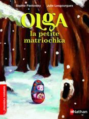 Olga la petite matriochka - Couverture - Format classique