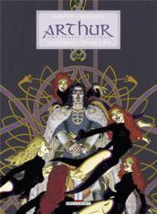 Arthur ; intégrale t.7 à t.9 - Couverture - Format classique