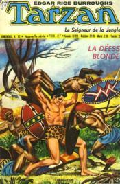 Tarzan - Le Seigneur De La Jungle - Bimensuel N°12 - Couverture - Format classique