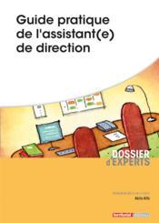 Guide pratique de l'assistant(e) de direction - Couverture - Format classique