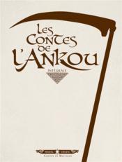 Les contes de l'Ankou ; intégrale t.1 à t.3 - Couverture - Format classique