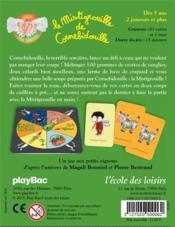 Le Mistigrouille de Cornebidouille - 4ème de couverture - Format classique