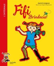 Fifi Brindacier ; l'intégrale colorisée - Couverture - Format classique