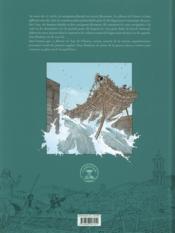 Le grand fleuve T.1 ; Jean Tambour - 4ème de couverture - Format classique