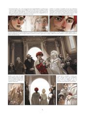 La guerre des Sambre - Maxime et Constance T.2 ; hiver 1781 : le petit jour de la mariée - Couverture - Format classique