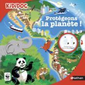 Protégeons la planète ! - Couverture - Format classique