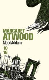 Maddaddam - Couverture - Format classique