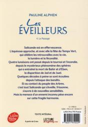 Les éveilleurs T.4 ; le passage - 4ème de couverture - Format classique