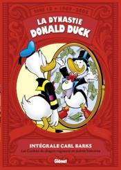 La dynastie Donald Duck ; INTEGRALE VOL.18 ; 1969-2008 ; les cookies du dragon rugissant et autres histoires - Couverture - Format classique