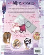 Mes bijoux de cheveux - 4ème de couverture - Format classique