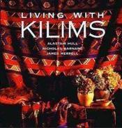 Living with kilims (paperback) - Couverture - Format classique