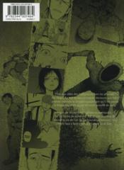 Ajin T.3 - 4ème de couverture - Format classique