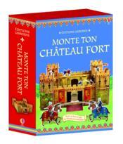 Monte ton château fort - Couverture - Format classique
