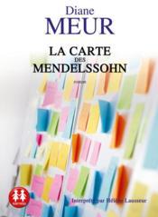 La carte des Mendelssohn - Couverture - Format classique