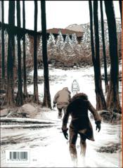 Le temps des sauvages - 4ème de couverture - Format classique