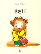 Ket ! - Couverture - Format classique
