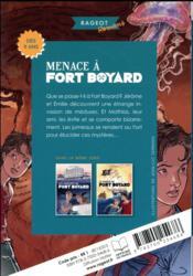 Menace à Fort Boyard - 4ème de couverture - Format classique