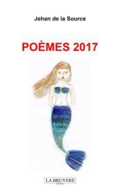Poèmes 2017 - Couverture - Format classique
