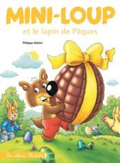Mini-Loup et le lapin de Pâques - Couverture - Format classique