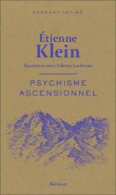 Psychisme ascensionnel ; entretiens avec Fabrice Lardreau - Couverture - Format classique