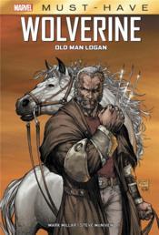 Wolverine ; Old Man Logan - Couverture - Format classique