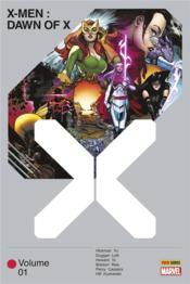 Dawn of X T.1 - Couverture - Format classique