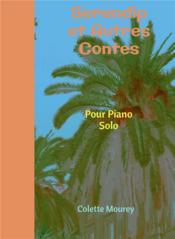 Serendip et autres contes ; pour piano solo - Couverture - Format classique