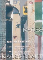 JUIN 2006 A PONTOISE. TABLEAUX ET SCULPTURES . XIXE ET XXE SIECLE. ARTS DECORATIFS DU XXE SIECLE. [BARYE. FREMIET. LOYSEL. POMPON. QUINQUAUD. JAN ET JOEL MARTEL. ADNET. ARBUS. BAGGE. MOBILIER BANQUE DE France. DUFET. LELEU. ETC..]. 03/06/2006-04/06/2006. - Couverture - Format classique