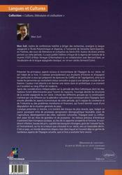 Societe et economie de l'espagne au xvie siecle - 4ème de couverture - Format classique