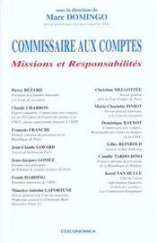 Commissaire Aux Comptes - Intérieur - Format classique