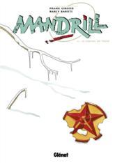 Mandrill t.6 ; le cheval de Troie - Couverture - Format classique