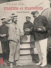 Il y a un siècle marins et matelots - Intérieur - Format classique