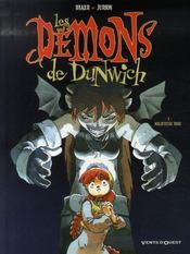 Les démons de dunwich t.1 ; malicieuse rose - Intérieur - Format classique