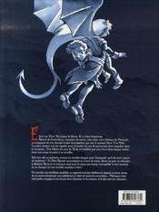 Les démons de dunwich t.1 ; malicieuse rose - 4ème de couverture - Format classique