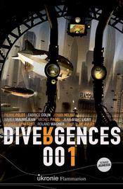 Divergences 001 - Couverture - Format classique