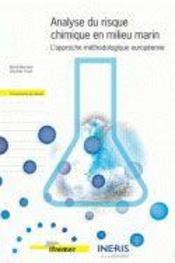Analyse du risque chimique en milieu marin - Intérieur - Format classique