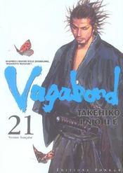 Vagabond t.21 - Intérieur - Format classique