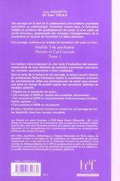Module 3 De Psychiatrie ; Soins Infirmiers En Troubles De La Conduite Alimentaire, Conduites Alcooliques Et Toxico. T.2 - 4ème de couverture - Format classique