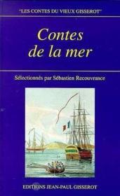 Contes de la mer - Couverture - Format classique
